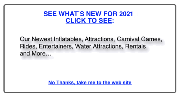 SEE WHAT'S NEW FOR 2020 CLICK